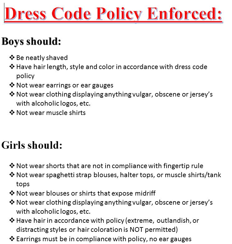 argumentative essay on school dress code Dress code essaysthere has save your essays here enforcing a dress code that prohibits students for wearing gang colors during school hours does not.